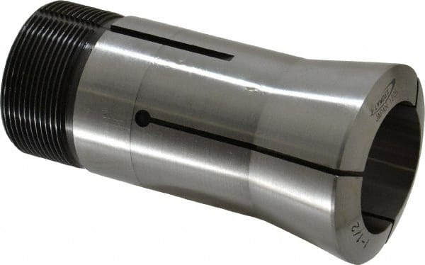 21mm Opening Size 1.485 Top Diameter Lyndex 520-021 5C Round Collet 1.25 Bottom Diameter 3.27 Length 1.485 Top Diameter 1.25 Bottom Diameter Lyndex-Nikken 3.27 Length