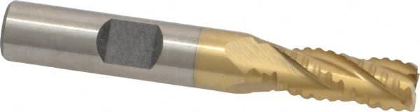 Regular Coarse Tooth 5//16 Cobalt Steel Roughing End Mills