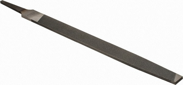 1//8 Width Double Cut Fine Square 4 Length Thickness American Pattern Simonds Hand File
