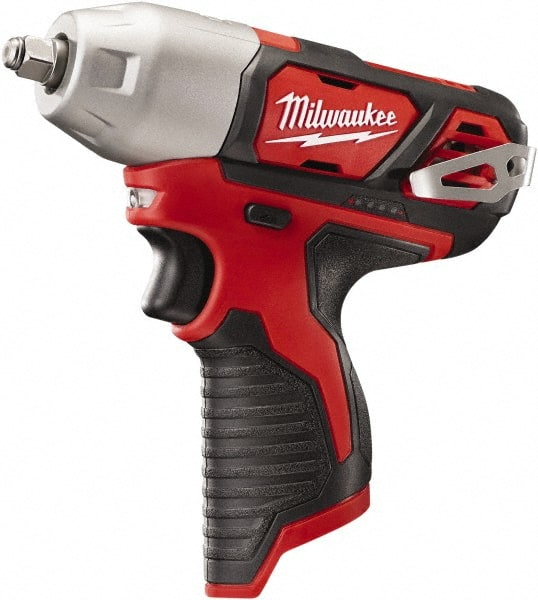No Image Available Milwaukee 1 4 Drive 12 Volt Pistol Grip Cordless Impact Wrench