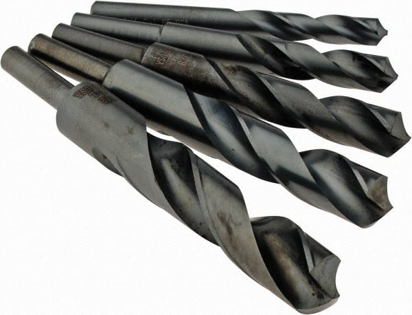 "Chicago-Latrobe 33//64/"" Drill Bit ... 6/"" OAL 1//2/"" Shank Diam High Speed Steel"