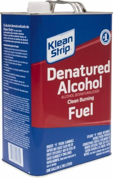 Klean-Strip - 1 Gal Denatured Alcohol - 81666919 - MSC
