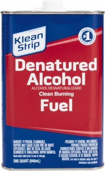 Klean-Strip - 1 Qt Denatured Alcohol - 81666927 - MSC