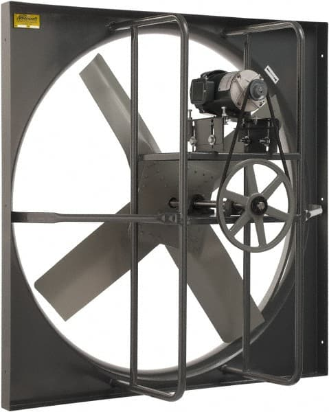 3 Phase Exhaust Fan | MSCDirect com