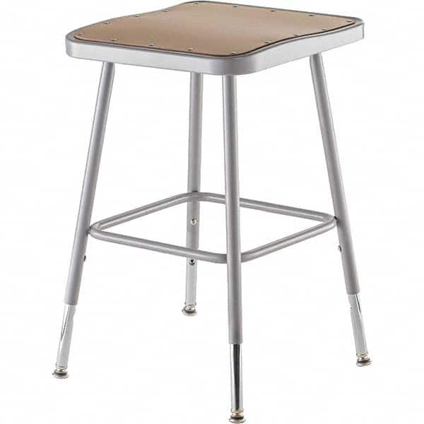 Superb Nps Grey Seat Stool Mscdirect Com Ocoug Best Dining Table And Chair Ideas Images Ocougorg