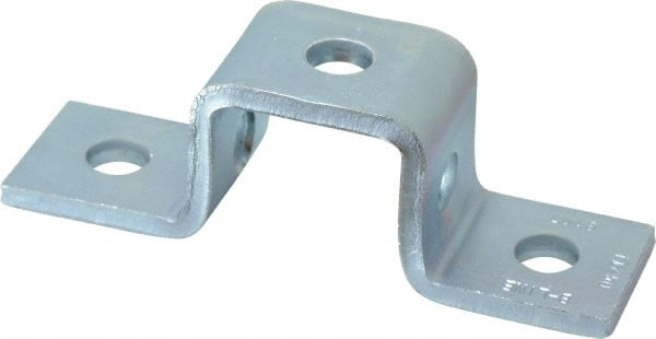 Cooper B-Line - Zinc Plated Carbon Steel Bracket Strut Fitting