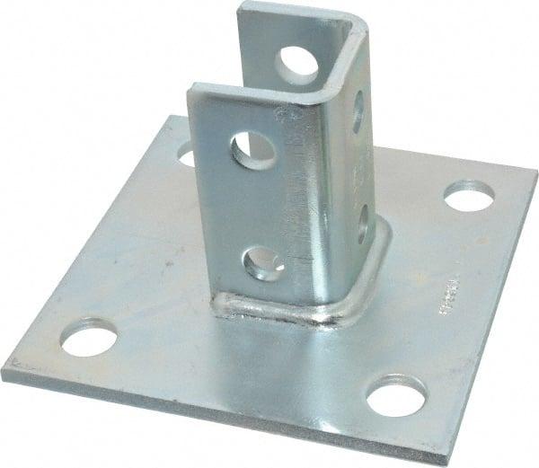 Cooper B-Line - Zinc Plated Carbon Steel Strut Post Base