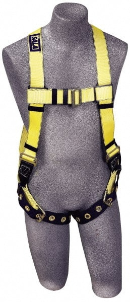 Dbi Sala 420 Lb Capacity Size Universal Full Body Vest Safety Harness 82724352 Msc Industrial Supply