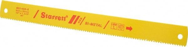 Starrett SF1018 Hand Hacksaw Blade