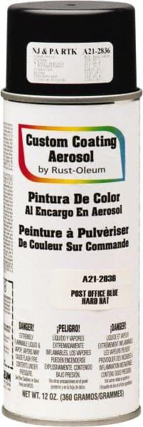 Rust-Oleum - Postal Blue, Gloss, Enamel Spray Paint