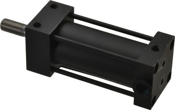 Parker 1.25DSRM06.00 1-1//4 Bore Diameter with 6 Stroke Stainless Steel Nose Mounted Air Cylinder