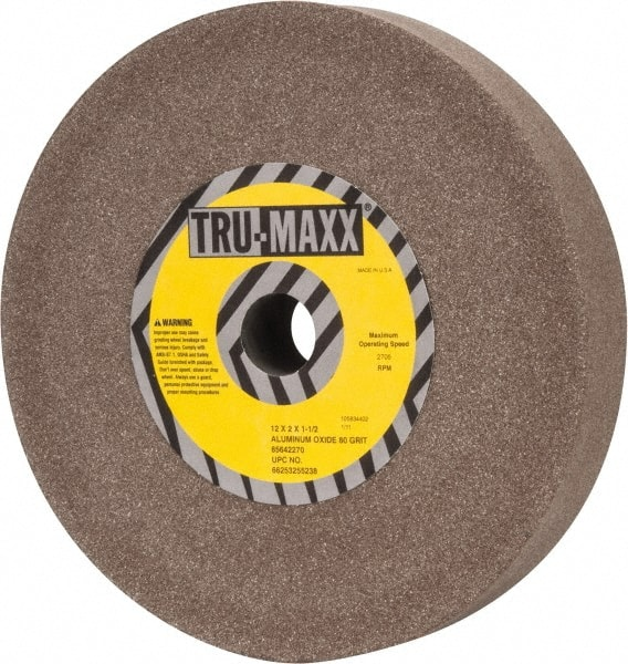 Tru Maxx Abrasives Grinding Wheels Mscdirect Com