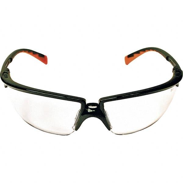 3m gray af slvrred frme privo safety glasses