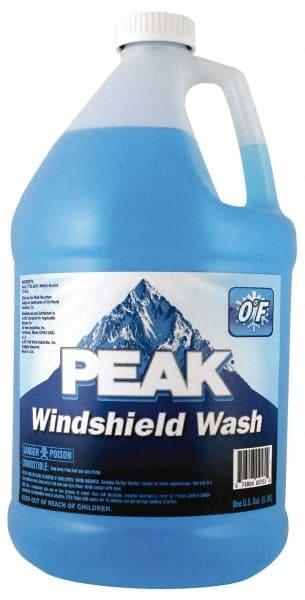 Peak - 1 Gal Bottle Automotive Windshield Washer Fluid - 85689776