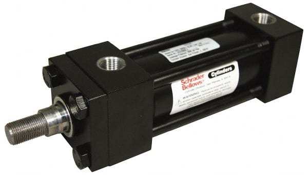 Schrader Bellows Nfpa Cylinders | MSCDirect com