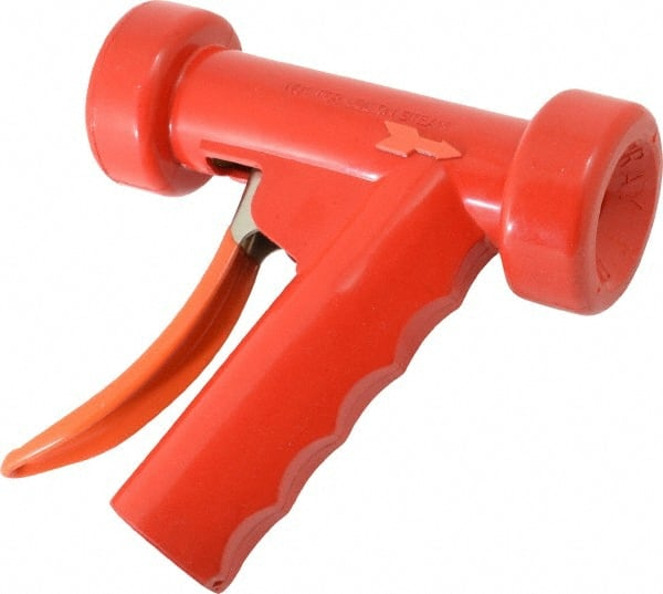 Gray Stainless Steel SuperKlean 150S-G Pistol Grip Spray Nozzle 1//2 NPT