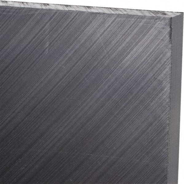 "UHMW Sheet 1//8/"" Polyethylene Plastic Black  1//8/"" x 16/"" x 16/"""