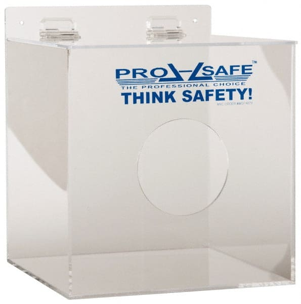 PRO-SAFE 6 Pair Tray Style Acrylic Safety Glasses Dispenser 9 Inch Wide x 3-1...