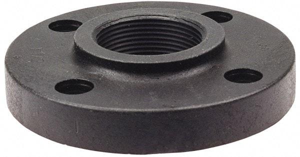 nibco 114 black pp solid sch 80 threaded flange 6151h31