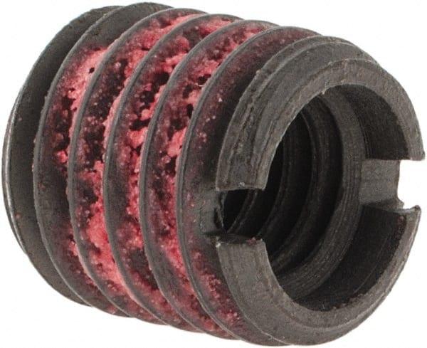 "E-Z Lok Externally Threaded Insert C12L14 Carbon Steel 5//16/""-18 Internal"