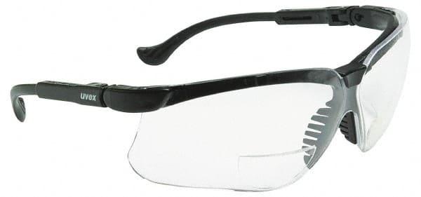 uvex 30mag blk frm clr len genesis safety glasses s3764