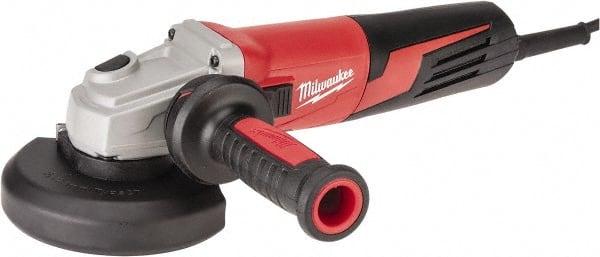 Lock-On Small Angle Grinder Slide Milwaukee 6117-33 13 Amp 5 in