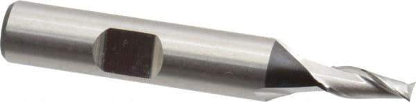 1//2 Length of Cut TiAlN C81820 Pack of 2 Number of Flutes: 4 Cleveland Corner Radius End Mill 1//8 Milling Dia. CEM-SE-4