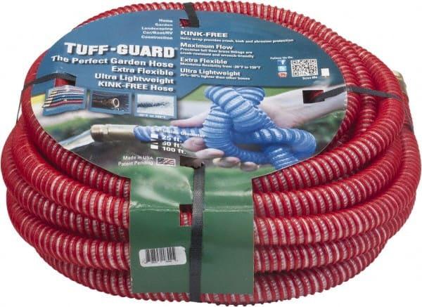 JGB Enterprises 5/8inches X 50u0027 Red Tuff Guard Garden Hose 001 0101