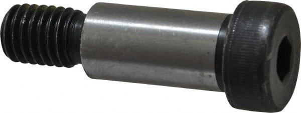 Thread Size 5//16-18 Thread Size 5//16-18 FastenerParts Wear Resistant Shoulder Screw Nylon