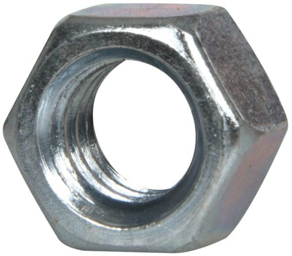 5//8-11 Thread Size Small Parts FSC58LHN8Y Left-Hand Threaded High-Strength Steel Hex Nut 5//8-11 Thread Size Pack of 5 Fastcom Supply Pack of 5 Grade 8