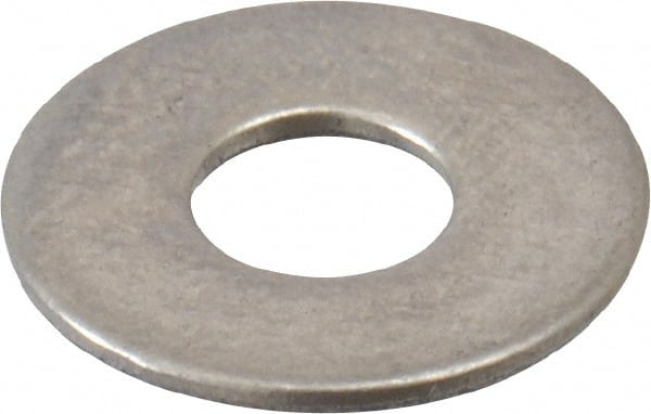 #6 18-8 Stainless Flat Washers 100