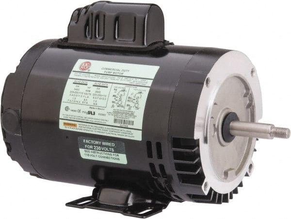 US Motors - 3/4 hp, ODP Enclosure, Auto Thermal Protection