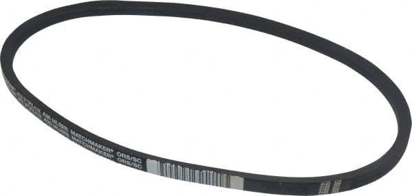 "Width 1//2/"" Length 32/"" XDV48-320 V-Belt 4L320 A30 Mowers//Garden"