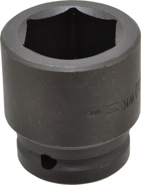 Blackhawk By Proto UW-1632-2 6-Point Impact Socket with 1-Inch Drive 1//2-Inch