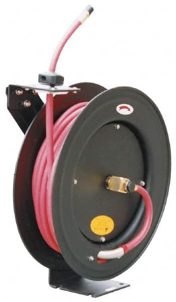 Hover to zoom  sc 1 st  MSC Industrial Supply & 75u0027 Spring Retractable Hose Reel 93120137 - MSC