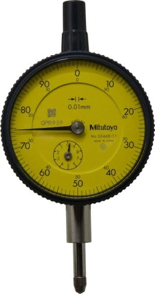 Mitutoyo Drop Indicator : Mitutoyo dial test indicators mscdirect