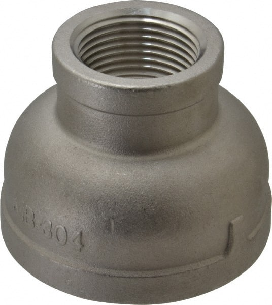 """1//2/"""" x 1//4/"""" x 1//2/"""" Female SS304 Reducer Tee Pipe Fitting threaded NPT megairon"""