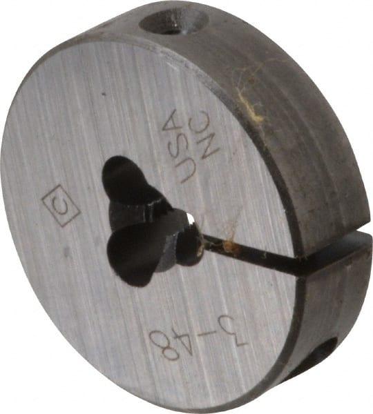 7//16-20 UNF Cle-Line C65866 HSS Round Adjustable Die