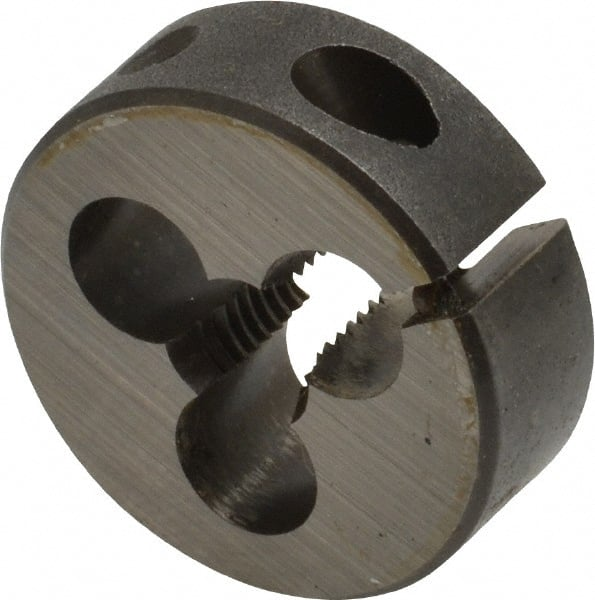 Cle-Line C65058 Carbon Steel Round Adjustable Die 5-44 UNF