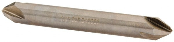 countersink 8 flute //RHC burr carbide ultra tool 60 degrees 1//4 x 2 x 60