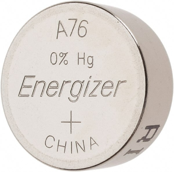 Nonstandard Size, Alkaline, 4 Pack, Button & 07830961 - MSC