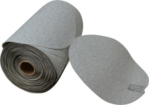 Roll of 175 3M Stikit Paper Disc Roll 426U Silicon Carbide Gray 320 Grit 6 Diameter