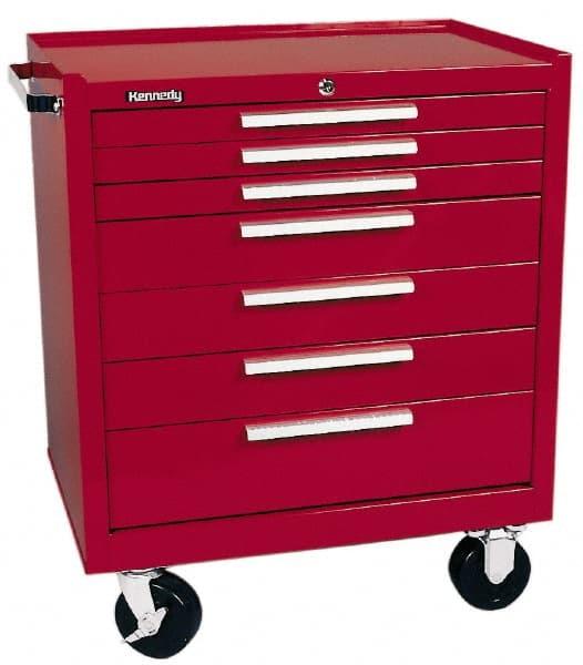 Kennedy 7 Drawer Steel Cabinet | MSCDirect.com