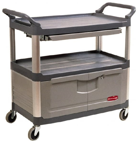 Polypropylene Rubbermaid Carts | MSCDirect.com