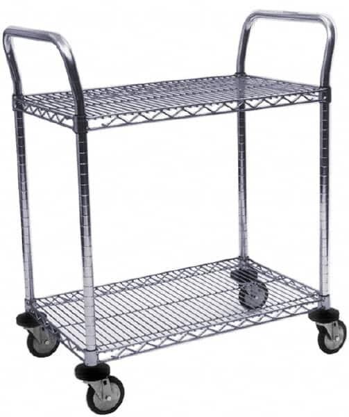 Wide X 42 Long 39 High Wire Cart