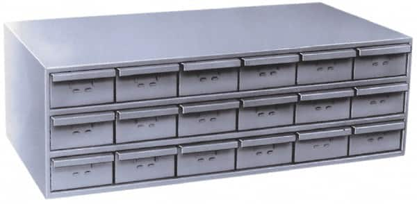 Durham 18 Drawer 11inches D Storage Bins 030 95