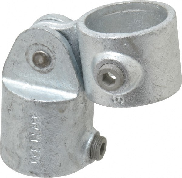 Two Socket Cross Malleable Iron Pipe Rail Fitting Kee 1 Inch Pipe