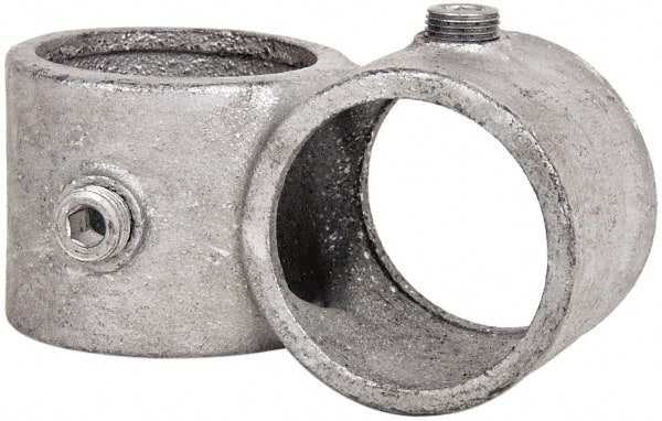 6 Pack 1-1//2 Inch Pipe Kee Malleable Iron Pipe Rail Fitting