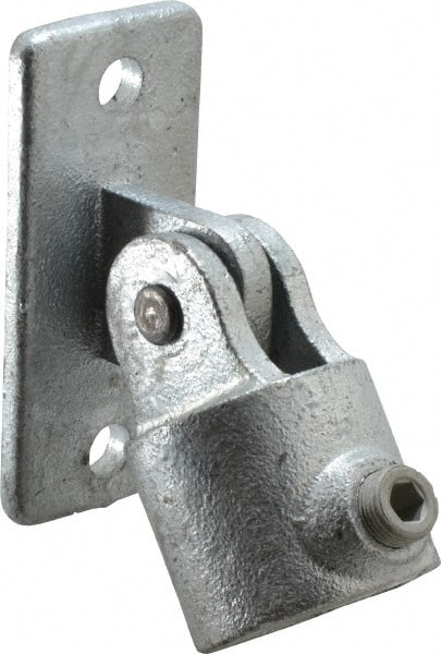 Malleable Iron Pipe Rail Fitting 90/° Elbow 1-1//4 Inch Pipe PRO-SAFE 10 Pack