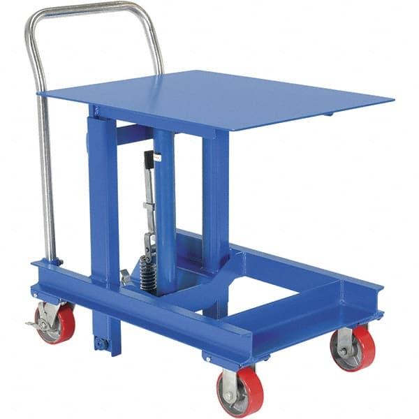 Vestil 2 000 Lb Capacity Hydraulic Lift Table 89821805 Msc Industrial Supply